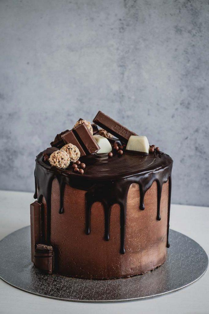 "Tortenstil ""Chocolate Madness"""