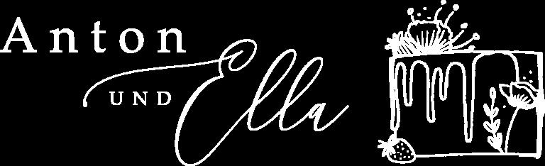 Anton & Ella Logo